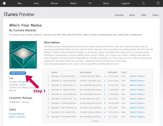 iTunesOnline