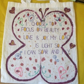Life Craft Project: Choose What You Carry Bags